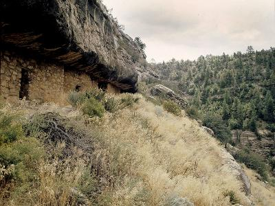 Walnut Canyon--Giclee Print