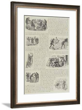 Walsham Grange, a Real Ghost Story--Framed Giclee Print