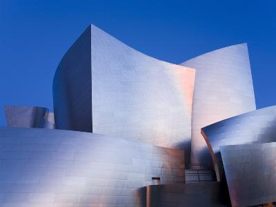 Walt Disney Concert Hall, Los Angeles, California, United States of America, North America-Richard Cummins-Photographic Print
