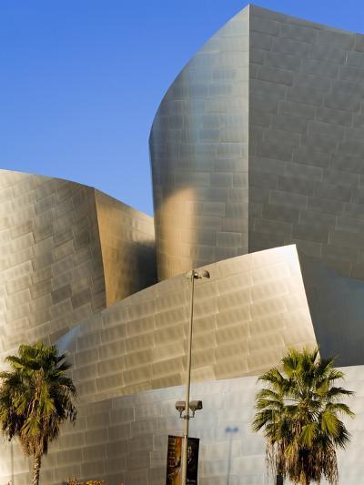 Walt Disney Concert Hall, Los Angeles, California, United States of America, North America-Richard Cummins-Photographic Print