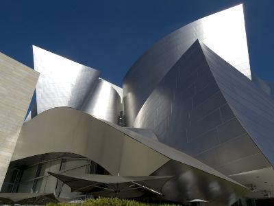 Walt Disney Concert Hall, Part of Los Angeles Music Center, Frank Gehry Architect, Los Angeles-Ethel Davies-Photographic Print
