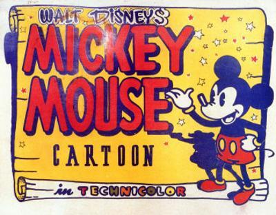 Walt Disney's Mickey Mouse Cartoon, 1935