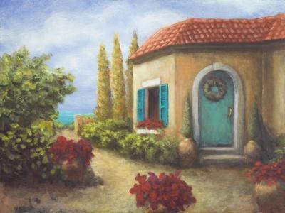 Front Garden Tuscan Dreams II