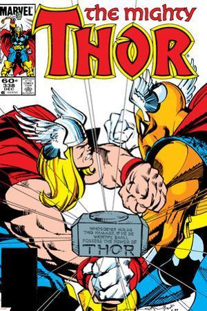 Beta Ray Bill: Godhunter No.2 : The Mighty Thor Cover: Thor by Walt Simonson