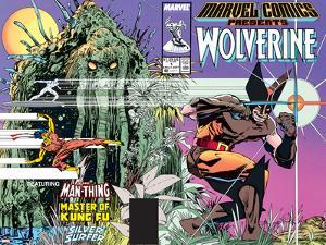 Marvel Comics Presents Wolverine No.1 Cover: Wolverine by Walt Simonson