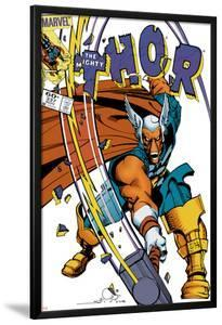 The Mighty Thor No.337 Cover: Beta-Ray Bill by Walt Simonson