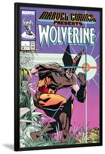 Wolverine No. 1 Cover: Wolverine by Walt Simonson