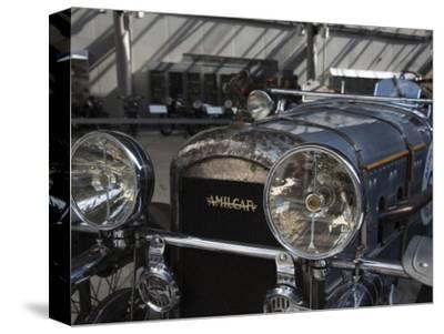 1930s-Era Amilcar Racing Car, Riga Motor Museum, Riga, Latvia