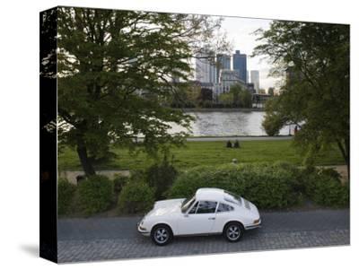 1970's Porsche 911, Riverside Park, Frankfurt-Am-Main, Hessen, Germany