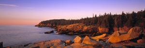 Acadia National Park, Mt. Desert Island, Maine, USA by Walter Bibikow