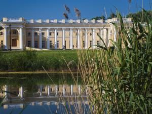 Alexander Palace, Pushkin-Tsarskoye Selo, Saint Petersburg, Russia by Walter Bibikow
