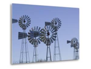 American Wind Power Center, Lubbock, Texas by Walter Bibikow