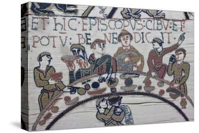 Bayeux Tapestry, Bayeux, Normandy, France