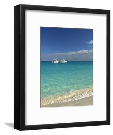 Beach at Grace Bay, Providenciales Island, Turks and Caicos, Caribbean