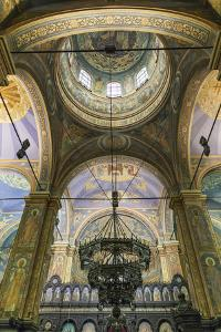 Bulgaria, Black Sea Coast, Varna, Orthodox Cathedral of the Assumption of the Virgin, Interior by Walter Bibikow