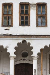 Bulgaria, Southern Mountains, Melnik, Ottoman-Era House by Walter Bibikow