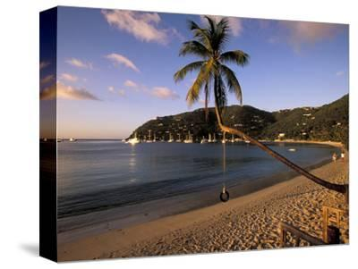 Cane Garden Bay, Cane Garden Bay Beach, Tortola, British Virgin Islands, Caribbean