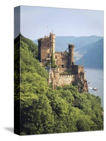 Castle Rheinstein, Rhineland-Pfalz, Germany