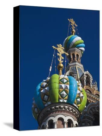 Church of the Saviour of Spilled Blood, Saint Petersburg, Russia