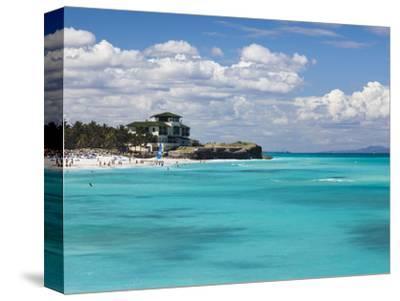 Cuba, Matanzas Province, Varadero, Varadero Beach by the Mansion Xanadu
