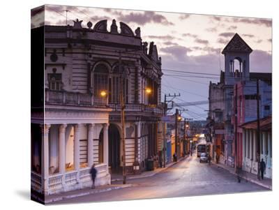 Cuba, Pinar Del Rio Province, Pinar Del Rio, City Buildings, Plaza De La Independencia