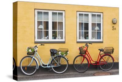 Denmark, Zealand, Soro, Traditional Danish Houses, Sogade Street