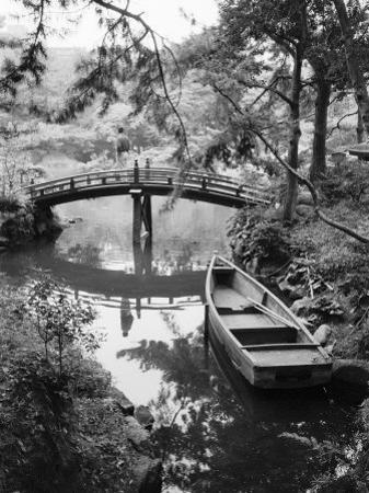 Detail of Shukkei-en Garden, Hiroshima, Japan