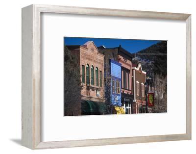 Downtown Buildings, Basalt, Colorado, USA
