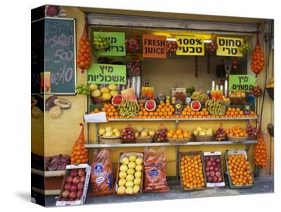 Downtown Fruit Stand, Tel Aviv, Israel