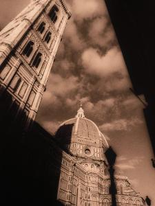 Duomo, Florence, Italy by Walter Bibikow
