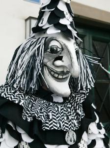 Fasnacht Carnival Parade, Basel, Switzerland by Walter Bibikow