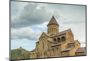 Georgia, Mtskheta. Spiritual town where Christianity was established in 327 AD by Walter Bibikow