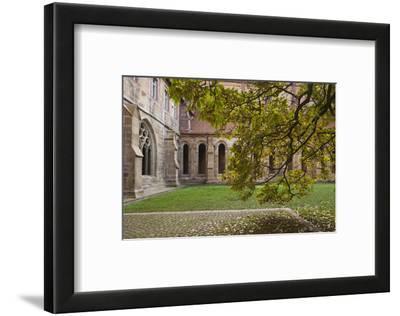 Germany, Maulbronn, Kloster Maulbronn Abbey, Cloister