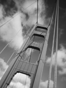 Golden Gate Bridge, Golden Gate National Recreation Area, San Francisco, California, Usa by Walter Bibikow