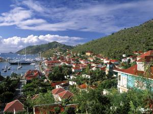 Gustavia, St. Barts, French West Indes by Walter Bibikow