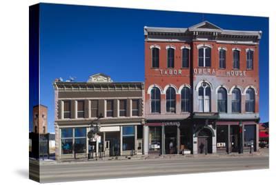 Historic Tabor Opera House, Leadville, Colorado, USA