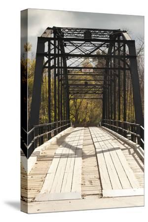 Histroic Bridge, War Eagle, Arkansas, USA