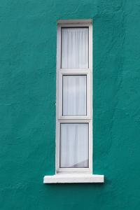 Ireland, County Cork Ring of Beara, Eyeries, colorful houses by Walter Bibikow
