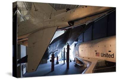 Kansas Cosmosphere and Space Center Interior, Hutchinson, Kansas, USA