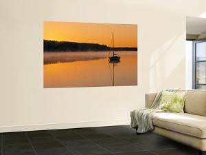 Lake Winnipesaukee, Lakes Region, New Hampshire, USA by Walter Bibikow
