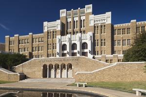 Little Rock Central High School NNS, Little Rock, Arkansas, USA by Walter Bibikow