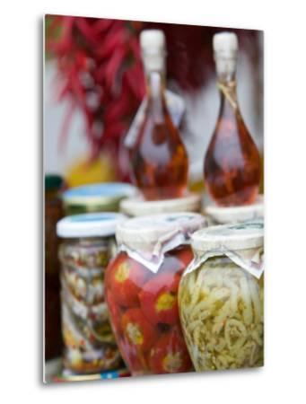 Marinated Vegetables, Positano, Amalfi Coast, Campania, Italy