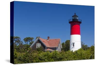 Massachusetts, Cape Cod, Eastham, Nauset Light, Lighthouse