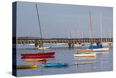 Massachusetts, Cape Cod, Provincetown, the West End, Boats