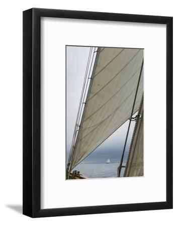 Massachusetts, Gloucester, Schooner Festival, Sails and Masts
