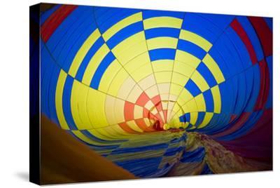 Massachusetts, Hudson, Ballon Festival, Hot Air Balloon Interior
