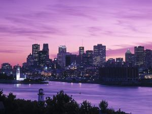 Montreal, Quebec, Canada by Walter Bibikow