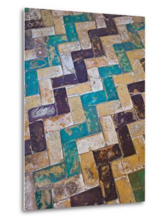 Moorish Tiles, the Alcazar, Seville, Spain