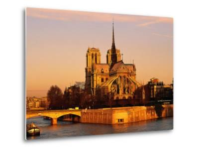 Morning Light on Notre Dame, Paris, France