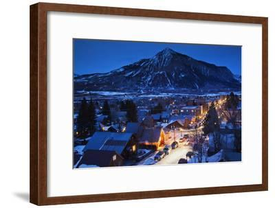 Mount Crested Butte Mountain